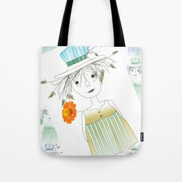 Betty Lou Tote Bag