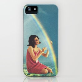 High maintenance - Rainbow trip iPhone Case