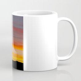 Sunset Lines Coffee Mug