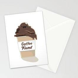 Coffee Fiend Stationery Cards