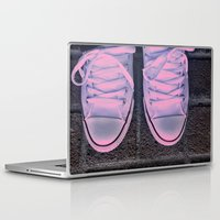 converse Laptop & iPad Skins featuring Converse by KING CHRISTOPHER