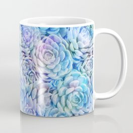 Rainbow succulents Coffee Mug