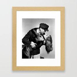 hh Framed Art Print