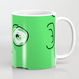 Green Monsta Coffee Mug