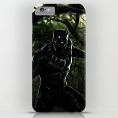 Big Cat On The Prowl iPhone 6s Plus Slim Case