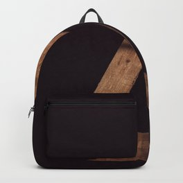 Old Barn Shapes Backpack