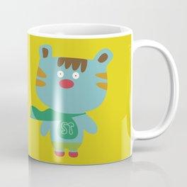 """""""Super Tigre"""" Coffee Mug"""