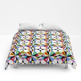 symetric patterns 74-mandala,geometric,rosace,harmony,star,symmetry Comforters