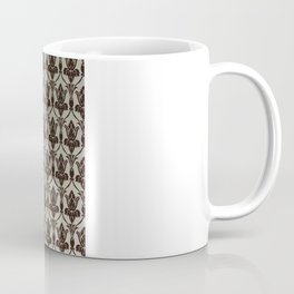 Sherlock Wallpaper Light Coffee Mug