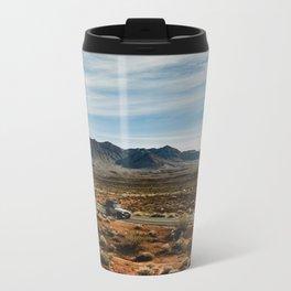 free to roam Metal Travel Mug