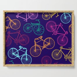 Bicycles - Vintage 1 Serving Tray