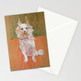"Henri de Toulouse-Lautrec ""Follette"" Stationery Cards"