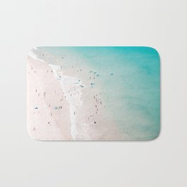 beach - summer love II Bath Mat