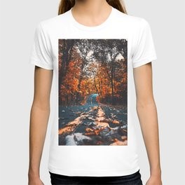 An Autumn full of Magic T-shirt
