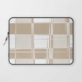 I Liked Plaid Before Plaid Was Cool (Hipster Series) Laptop Sleeve