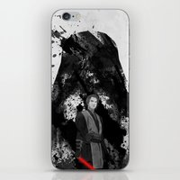starwars iPhone & iPod Skins featuring StarWars by M.M.Prod