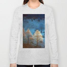 Warm Trees Long Sleeve T-shirt
