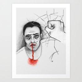 Bernat Art Print