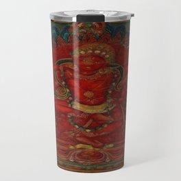 Kurukulla - Tibetan Buddhism Travel Mug