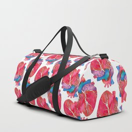 Anatomical Heart Duffle Bag