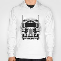 jeep Hoodies featuring jeep ni erap by cocoyponce