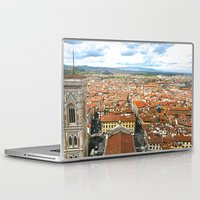 florence Laptop & iPad Skins featuring Florence by NatalieBoBatalie