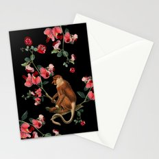 Monkey World: Nosy Stationery Cards