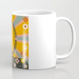 GRATEFUL GROUNDED GROWING Coffee Mug