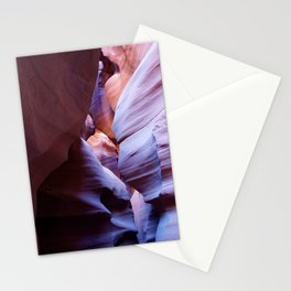 Desert Walls Stationery Cards
