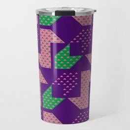 Clover&Nessie_Lavender&Mauve Travel Mug