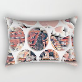 Bamberg 3D Pattern Rectangular Pillow