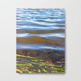 Lagoon Metal Print