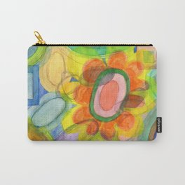 A closer Look at the Flower Universe Carry-All Pouch