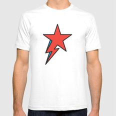 The Prettiest Star Mens Fitted Tee SMALL White