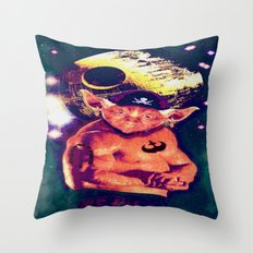 EXCESSIVE FORCE – 038 Throw Pillow