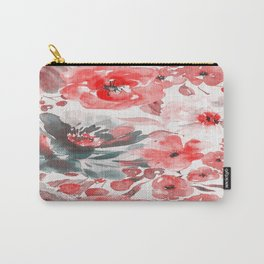 FLORAL PATTERN32 Carry-All Pouch