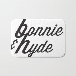 Bonnie & Hyde (Collaboration)  Bath Mat