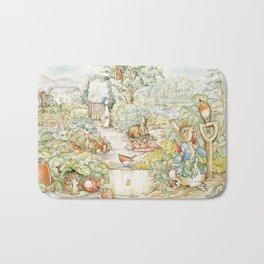 The World Of Beatrix Potter Bath Mat