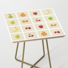 AFE Fruit Grid Side Table