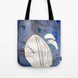 I feel sad Tote Bag