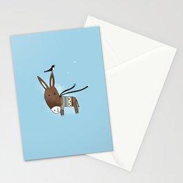 Happy Donkey Stationery Cards
