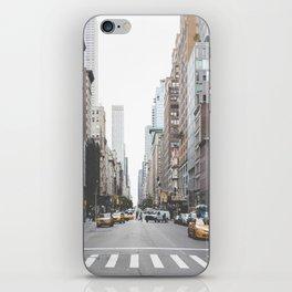 Urban Adventure NYC iPhone Skin