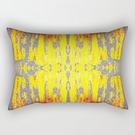 Secret Scarabs Rectangular Pillow