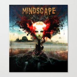 Mindscape Canvas Print