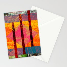 Lived in bars Stationery Cards