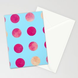 Sunset in Spain Stationery Cards