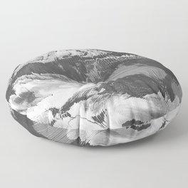 CROCODILE TEARS Floor Pillow