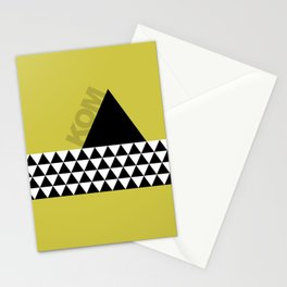 KOM - King of the Mountain Stationery Cards