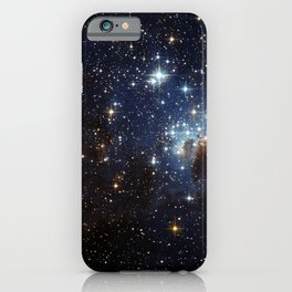 LH 95 in the Large Magellanic Cloud iPhone Case