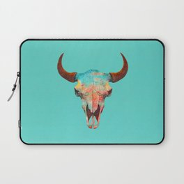 Turquoise Sky Laptop Sleeve